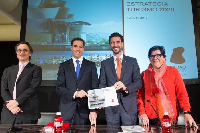 Bilbao-Bizkaiak turismoaren aldeko apustua indartu du etorkizuneko sektore ekonomiko gisa