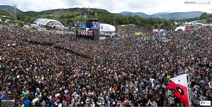 The Killers taldea nagusituko da Kobetamendiko jaialdiaren bigarren egunean