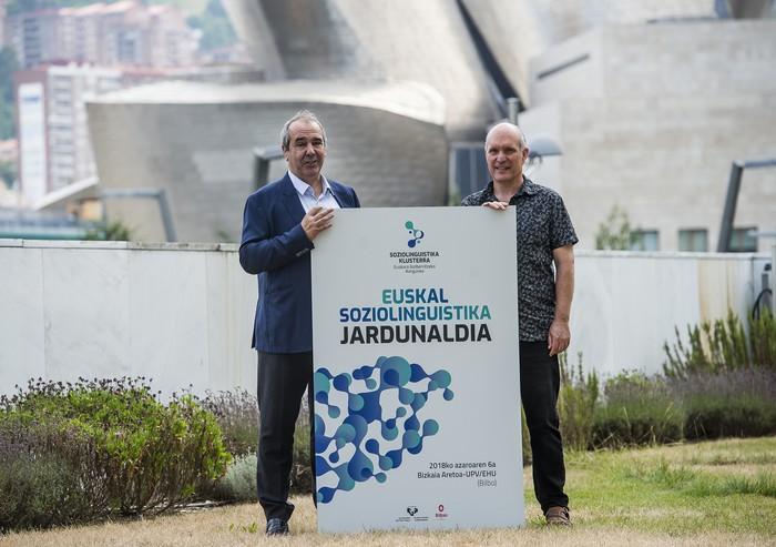 Euskal Soziolinguistikako Jardunaldien hamargarren edizioa Bilbon egingo da