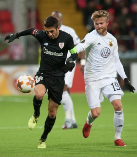 Ostersunds 2-2 Athletic