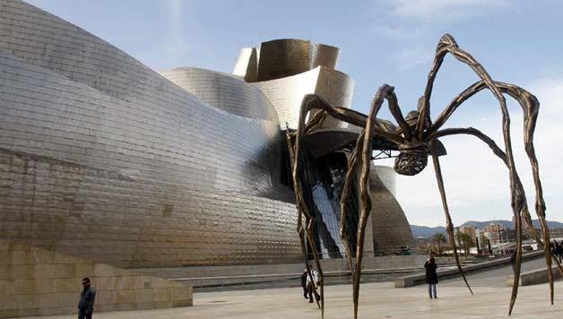 Udarik emankorrena Guggenheim museoarentzat