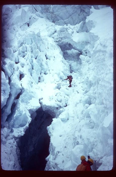 Euskal Espedizioa Everest gailurrean Emilio Hernandoren argazkietatik gogoratzen - 3