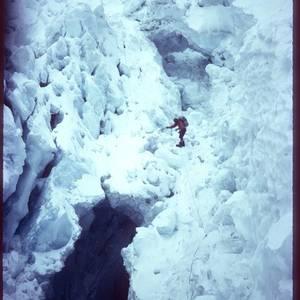 Euskal Espedizioa Everest gailurrean Emilio Hernandoren argazkietatik gogoratzen