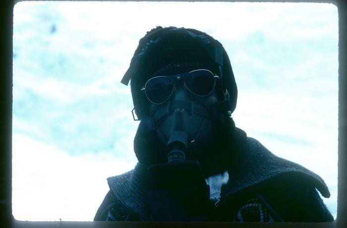 Euskal Espedizioa Everest gailurrean Emilio Hernandoren argazkietatik gogoratzen - 6