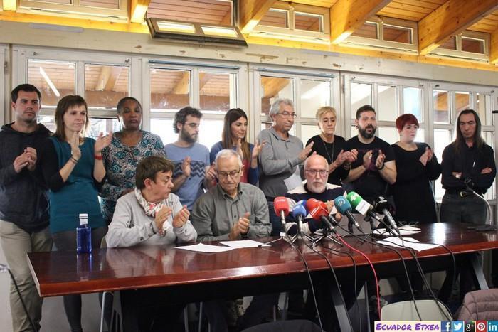 Euskal Herriko Eskubide Sozialen gutunak greba deitu du urtarrilaren 30ean