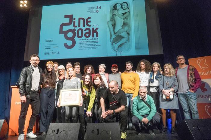 'Let there be light' film eslovakiarrak eskuratu du Zinegoak 2020 Sari Nagusia