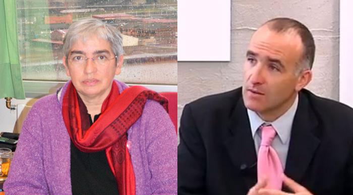 Joseba Barandiaran eta Yolanda Jubeto buruz buru: 'Kapitalismoaren krisiaren aurrean zer egin?'