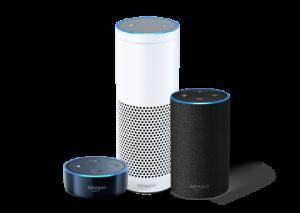 Amazon Alexa esnatu... eta barrezka hasi zenekoa