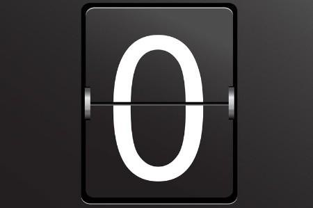 Zero = 0