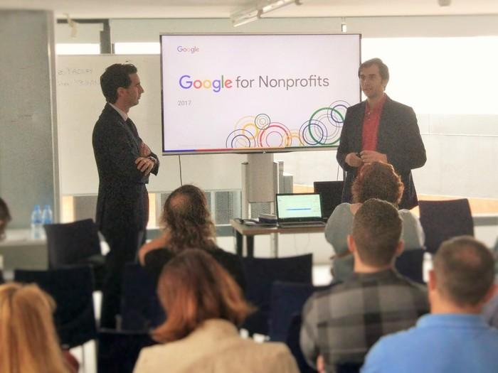 Udalak eta Google enpresak hiriaren digitalizazioa sustatuko dute elkarlanean
