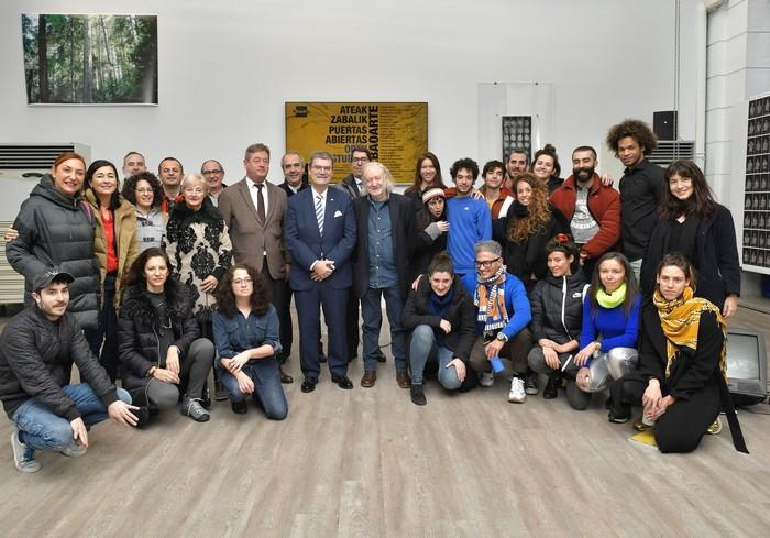 Urtea amaitzeko, 24 proposamen artistiko BilbaoArten