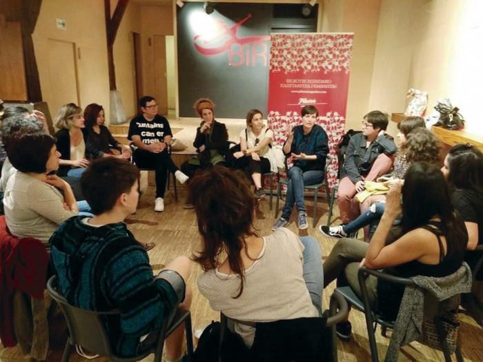 Feministak euskaratik eta euskaraz ahalduntzen