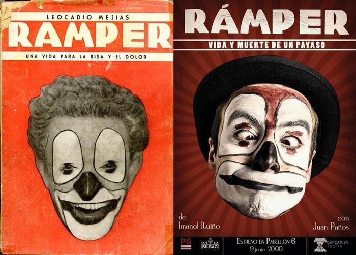 Gaur estreinatuko da 'Ramper' Imanol Ituiñok zuzendutako monologoa