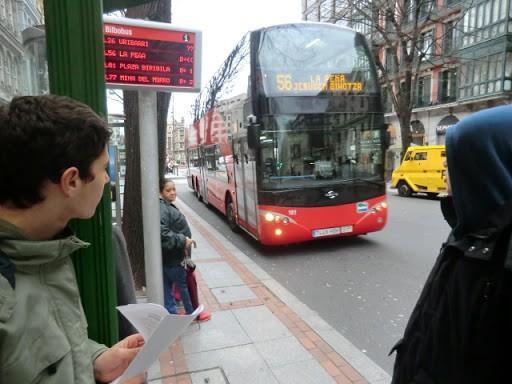 Bilbobuseko enpresa batzordeak lanuezteak iragarri ditu San Tomas egunerako