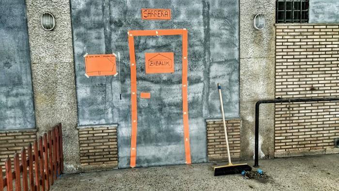 Instituzioek Kaiene 'Otxar Urban Lab' bihurtu dute