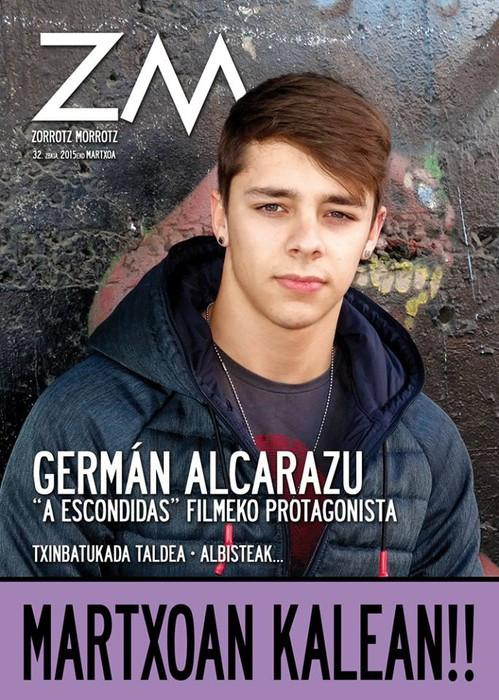 Zorrotz Morrotz euskarazko aldizkaria berpiztu dute