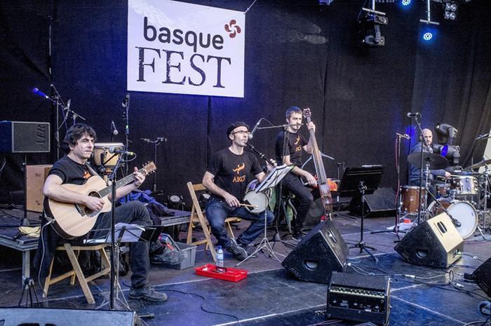 Basque-Fest jaialdia bihar hasiko da