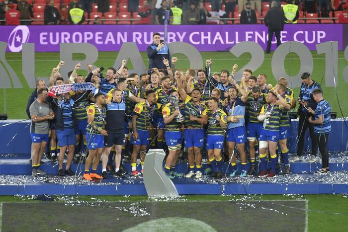 Leinster eta Cardiff izan dira asteburu honetako txapeldunak
