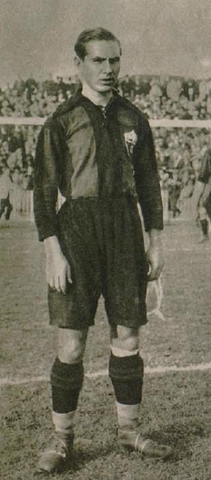 Gerardo Bilbao, futbolari, txapeldun eta erbesteratu politikoa (I)