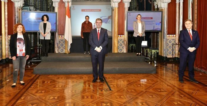 Ekonomia eta kultura suspertzeko 15 milioi euroko plana onartu du Bilboko Udalak