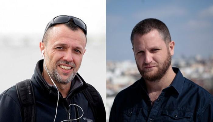 David Beriain eta Roberto Fraile Euskal Herriko kazetariak hil dituzte Burkina Fason
