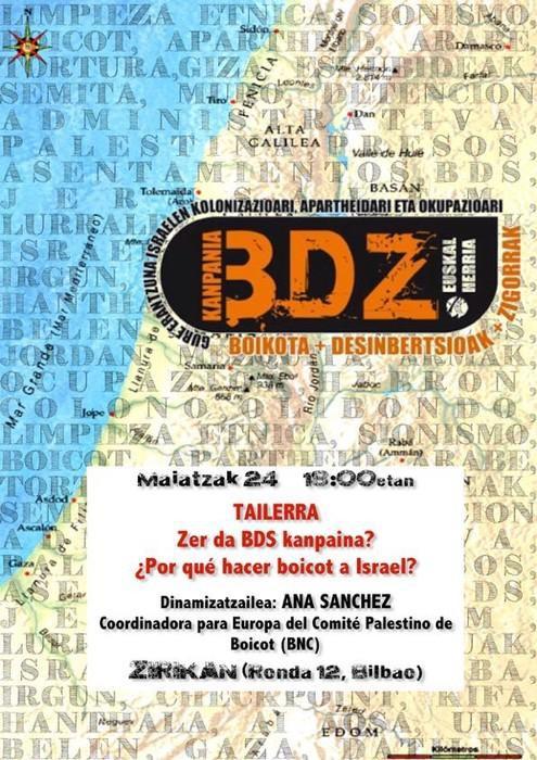 'Zer da BDS kanpaina?'