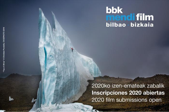 Dagoeneko zabalik dago BBK Mendi Film Bilbao-Bizkaia ediziorako izen ematea