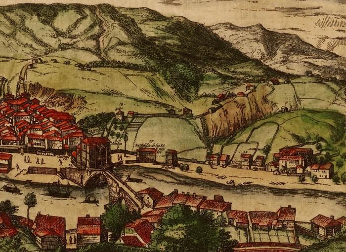 Begoñako errotak eta tabernak (1640)
