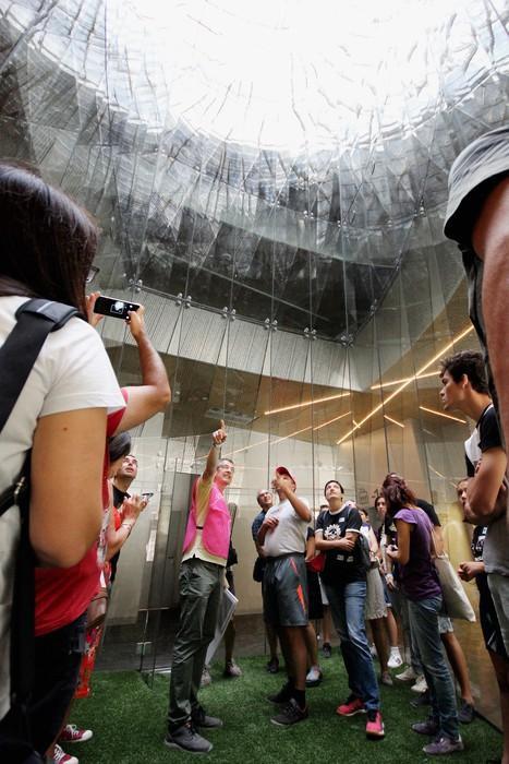 Laugarren urtez Open House Bilbao jaialdiak bere ateak irekiko ditu urriaren 23 eta 24an
