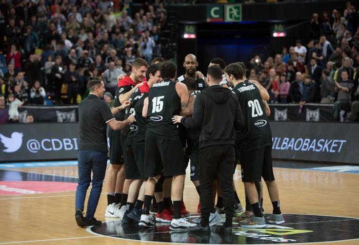 Bilbao Basket ACBra igotzeko kanporaketekin hasiko da Bilbon