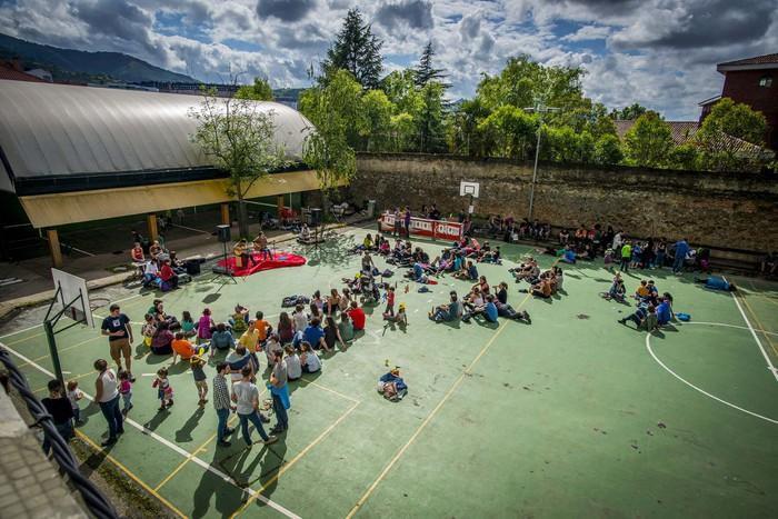 Karmela: elkartasun oasi bat Santutxuko bihotzean