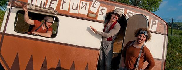 'Funes Van' furgonetak geldialdia egingo du Errekalden
