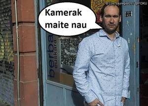 Zorionak, Iker!