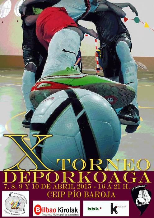 'Deporkoaga' lehiaketaren X. edizioa apirilaren 7tik 10era ospatuko da