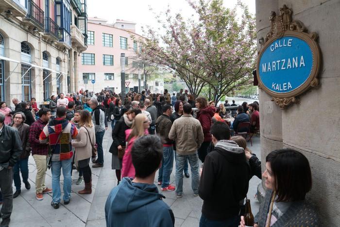 """""""Zure Fest. Musika eta Gazte Kulturaren Jaialdia"""" San Frantzisko auzoa ezagutarazteko"""