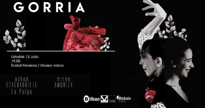 Bertsolaritza eta flamenkoa uztartuko dira uztailaren 15ean Euskal Museoan