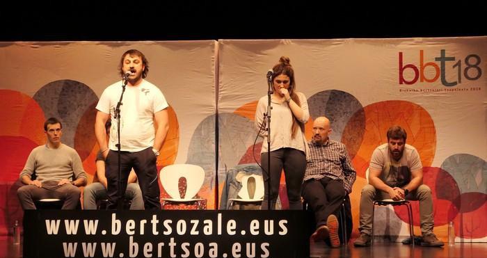 Ekaitz Larrazabal 'Katxo'-k irabazi du Bilboko lehenengo sailkapen saioa