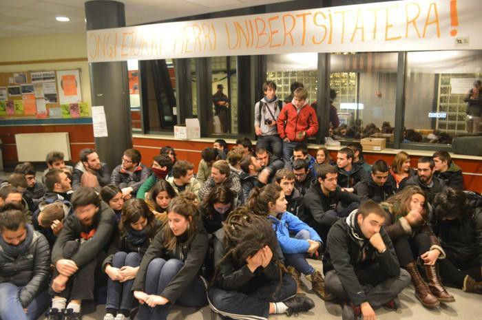 Herri Unibertsitateek Euskal Herriko fakultateak hartuko dituzte otsailaren 18tik 21era