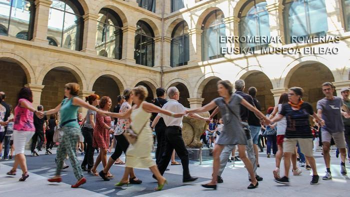 Euskal dantzaren jaia Euskal Museoan