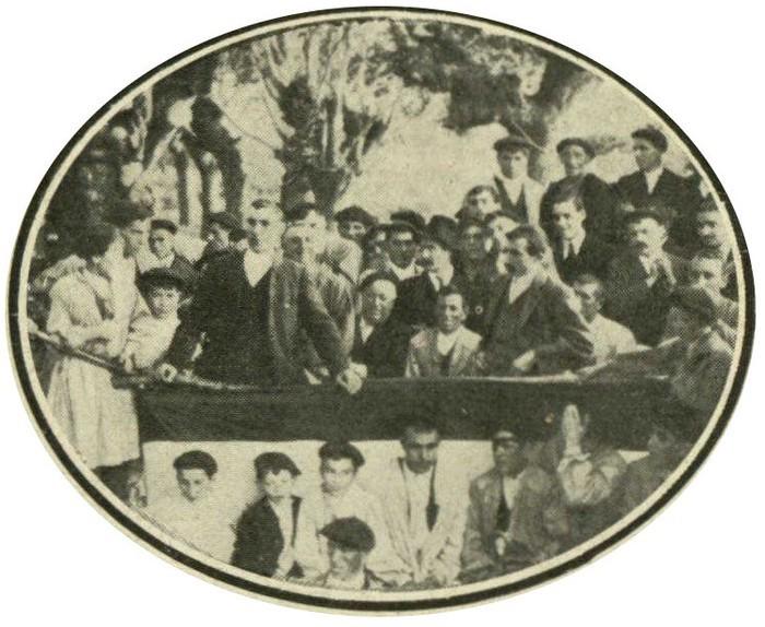 Txomin Betolaza, Begoñako bertsolaria
