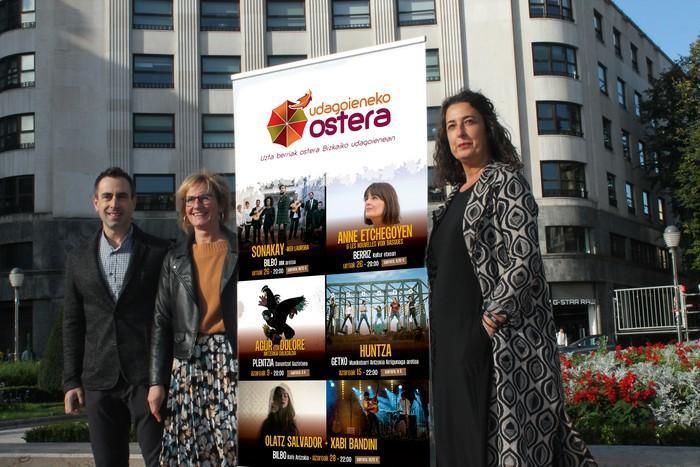Udagoieneko Ostera kultur zirkuitua abiatuko dute urriaren 26an