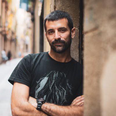 """Jordi Borras fotokazetaria Bilbon egongo da """"Dies que duraran anys"""" liburua aurkezten"""