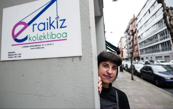 """Aitziber Bañuelos Ganuza: """"Gero eta onartuagoa daukagu emakumeen kontrako biolentzia"""""""