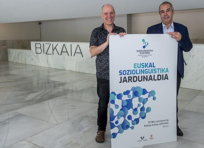 Euskal Soziolinguistika Jardunaldiaren X. edizioa Bilbon
