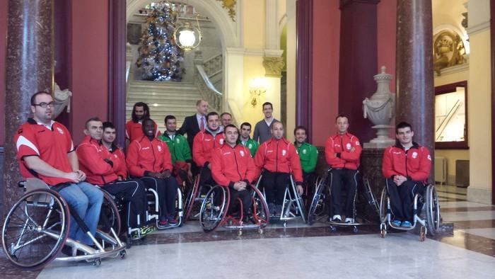 Bilbao BSR taldeari egokitu zaio Aste Nagusiko pregoi botatzea