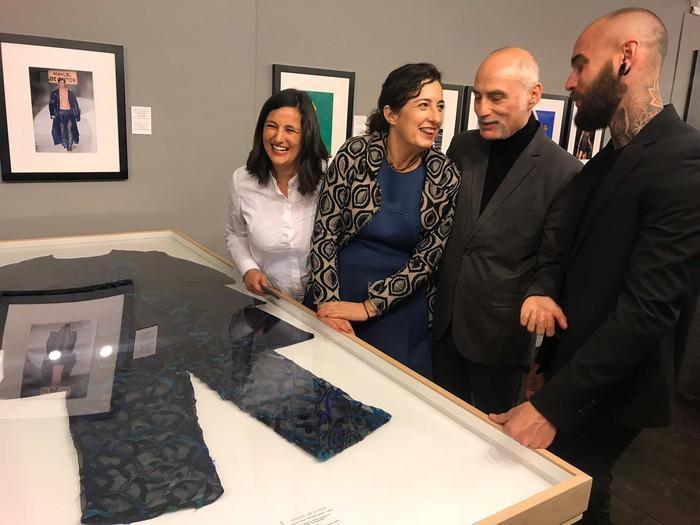 Manuel de Gotor diseinatzaile bilbotarraren bilduma La Encartada Fabrika Museoan
