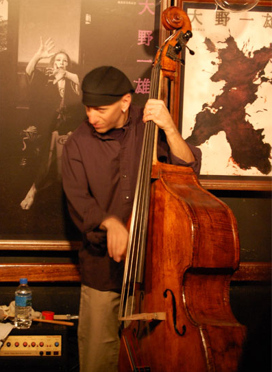 New Yorketik Otxarkoagara David Ambrosio Trio
