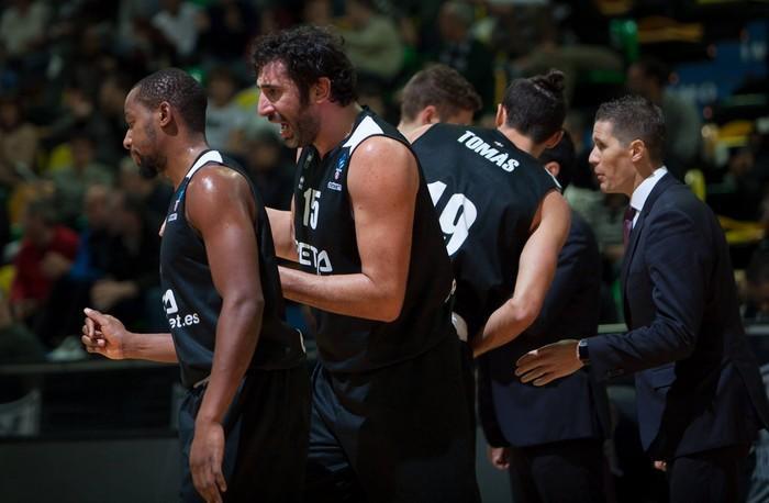Bilbao Basketek erreakzionatu behar du