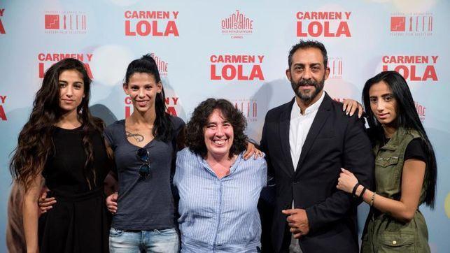Goya Sarietako zortzi izendapen 'Carmen y Lola' filmarentzat